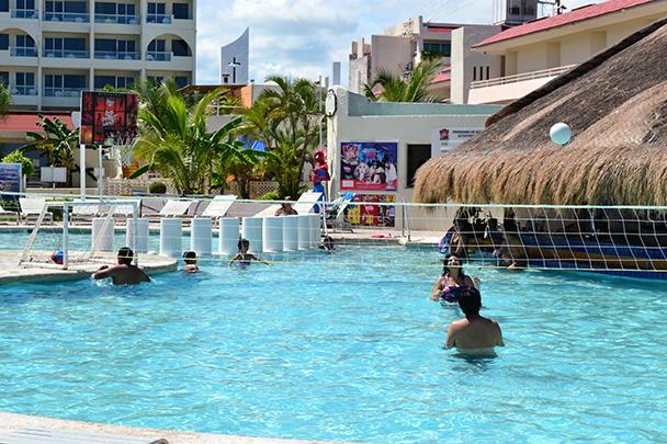 Hotel con Wifi en Cancún