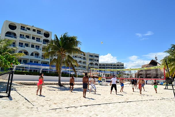 8 Muy buenas razones para hospedarte en Aquamarina Beach Hotel Cancún