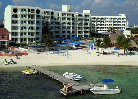 Hotel Aquamarina Beach Cancún
