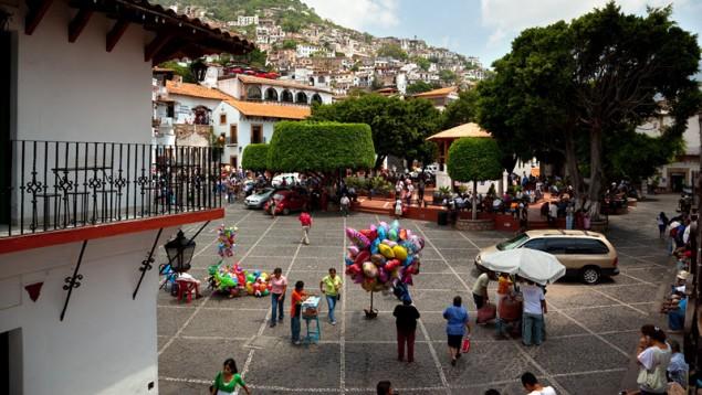 Taxco Pueblo Magico de Mexico