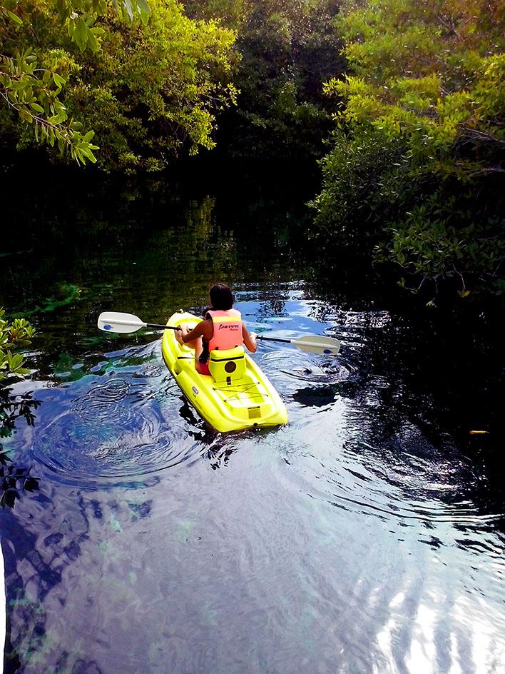 bel air kayak