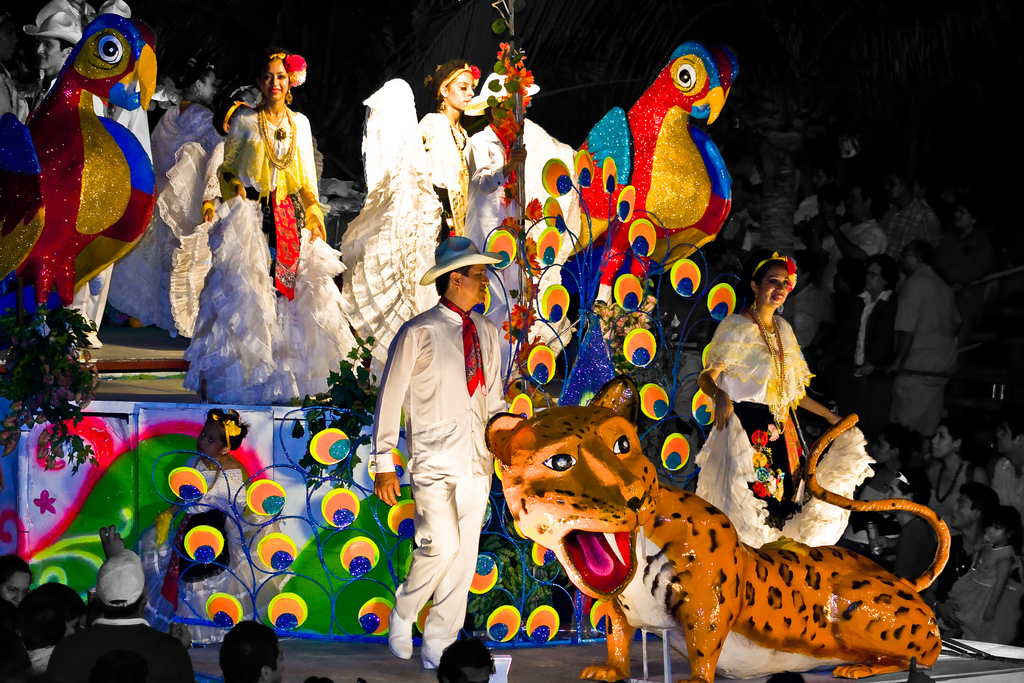 5 Carnivals in Mexico to Dance to Dawn