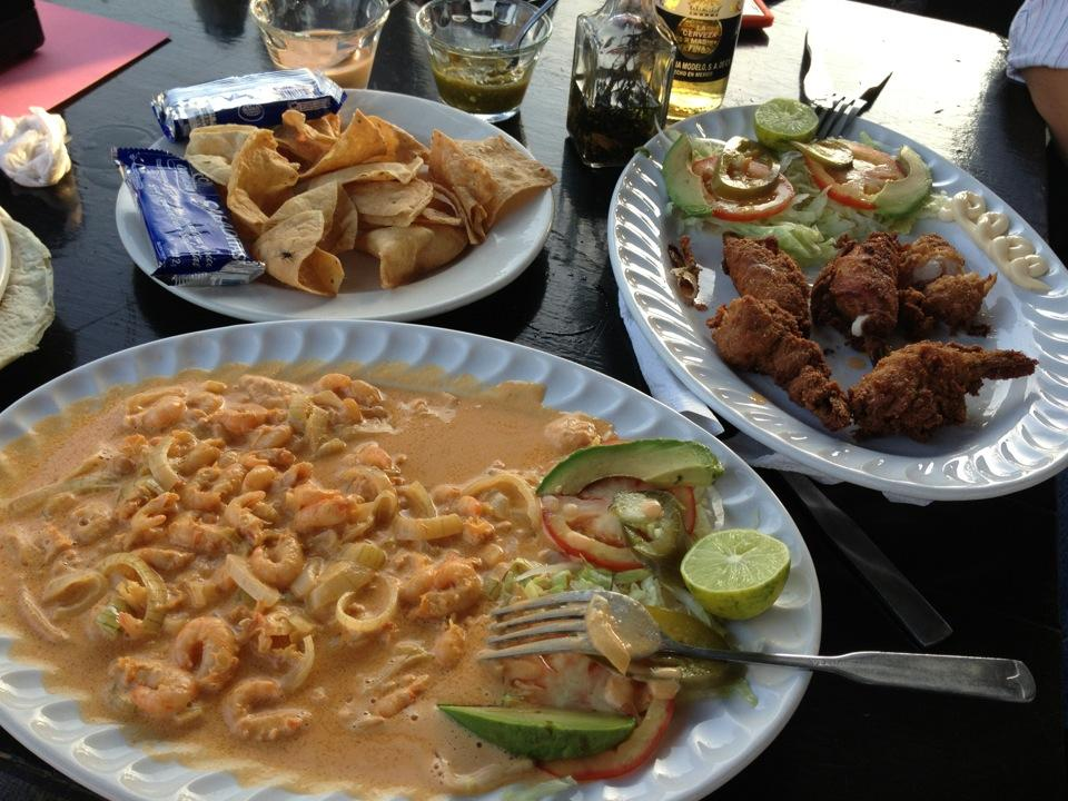 Gastronomia de Tlacotalpan 2