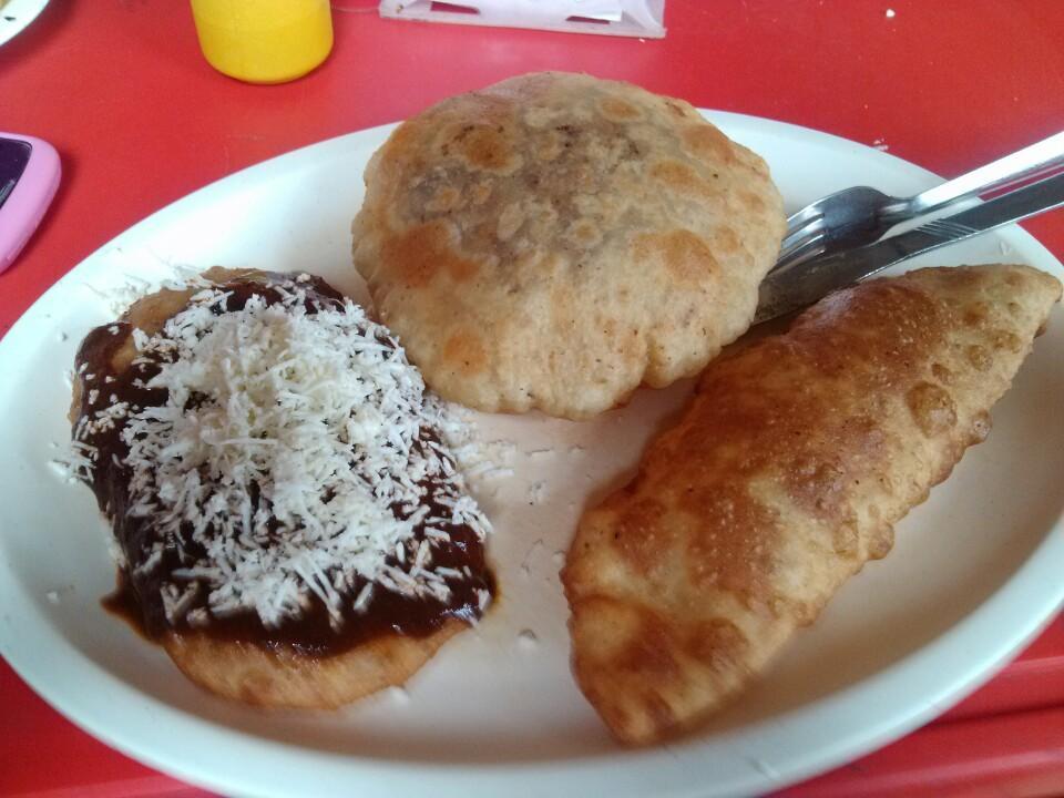 Gastronomia de Tlacotalpan