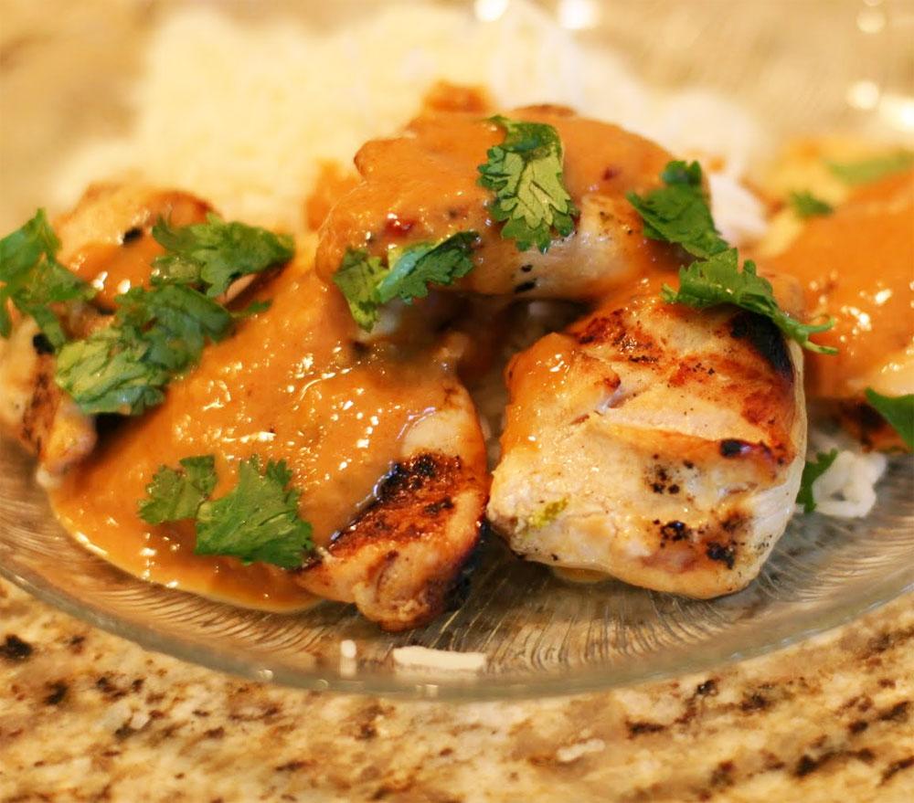 Carne en cacahuate - Comida para navidad facil ...
