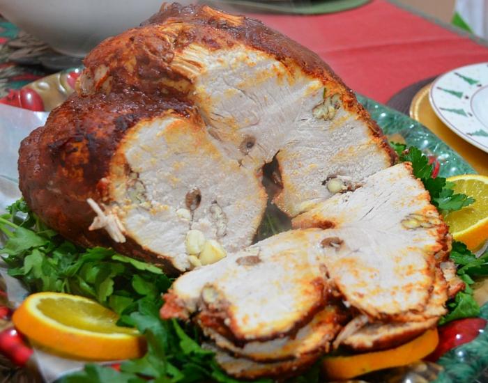 Comidas para navidad sin carne