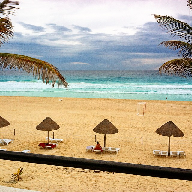 Vista desde Oasis Cancun