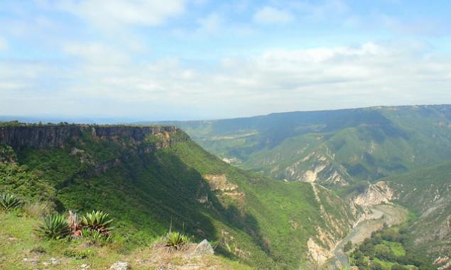 Peña del Aire, Huasca de Ocampo