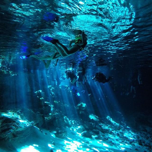 Cenote Dos Ojos Riviera Maya