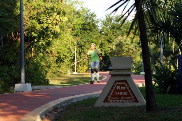 Ciclopista de Cancun