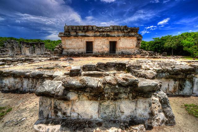 El_Rey_Zona_Arqueologica,_Cancun