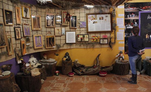 Museo duendes, Huasca Hidalgo