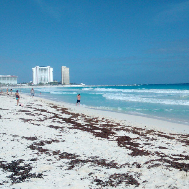Playa ChacMool Cancun