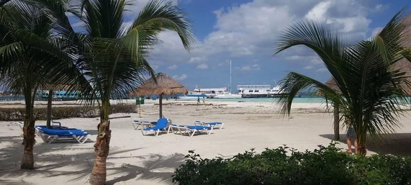 Playa Langosta Cancun, visitar en Cancún