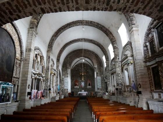 San Juan Bautista, Huasca de Ocampo