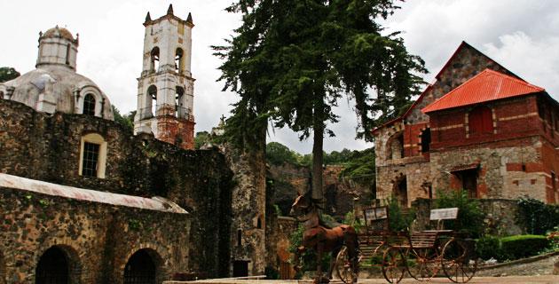 San Miguel Regla, Huasca de Ocampo