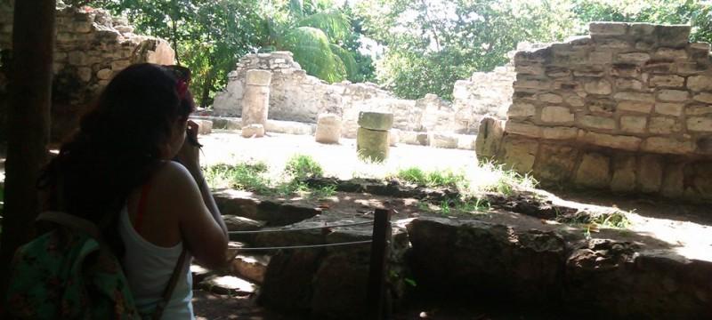 San Miguelito Cancun Museo MAYA - lugares para visitar en Cancún