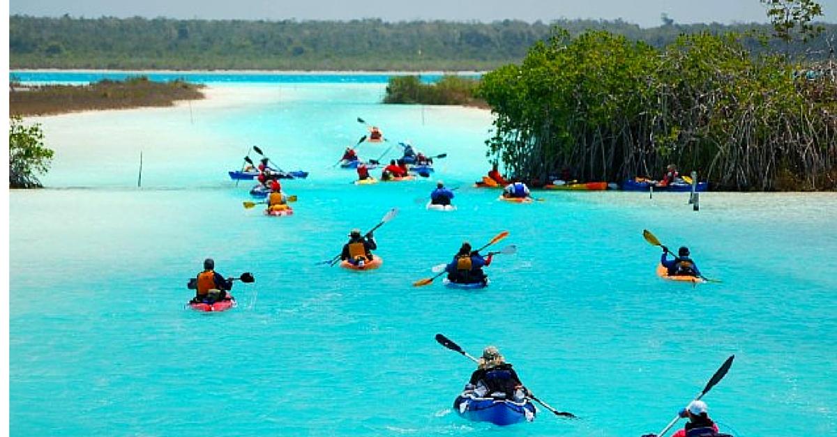 8 Increíbles Destinos En México Para Viajar Con Amigos: 25 Increíbles Paraísos Para El Ecoturismo En México
