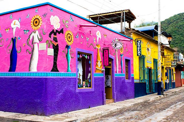 ajijic Jalisco colores