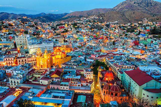 Conoce los 12 Destinos más Coloridos de México