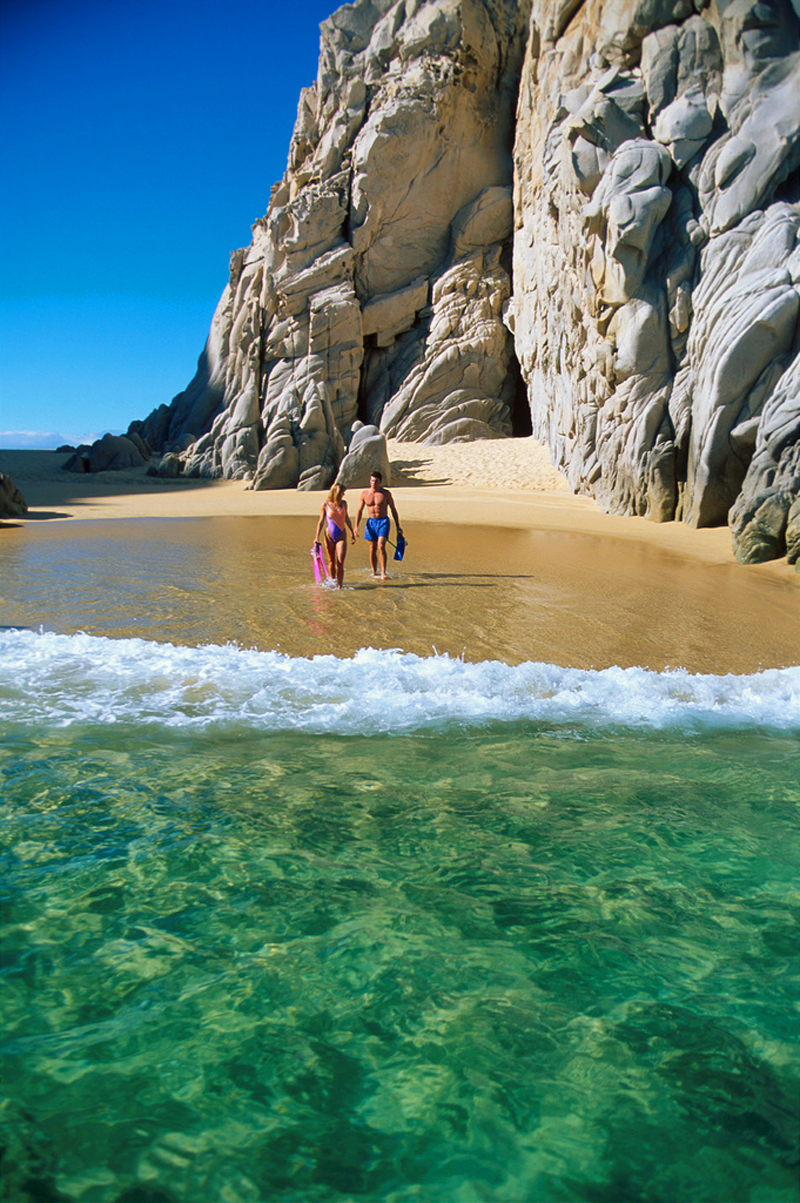 Cancer cabo san lucas nude beaches