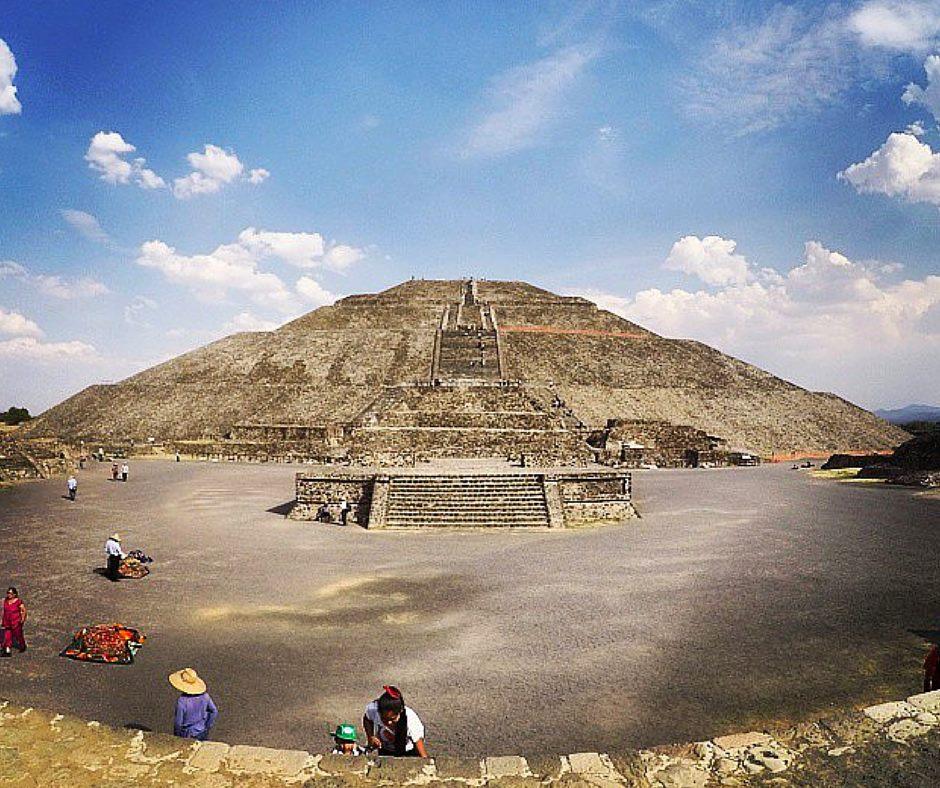 Teotihuacan Ciudad de Mexico