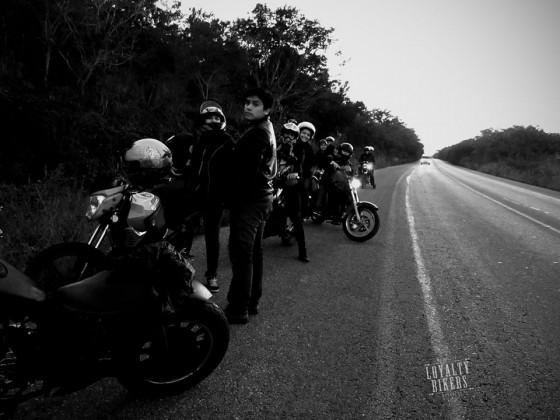 descanso por el camino