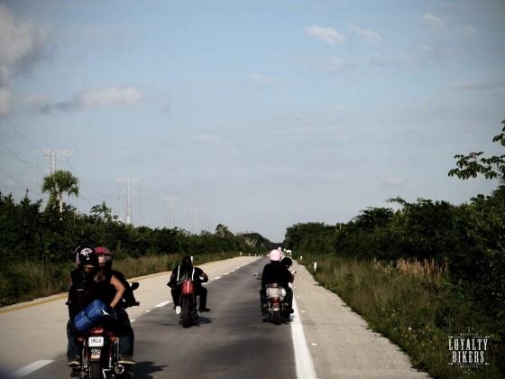 hacia Valladolid
