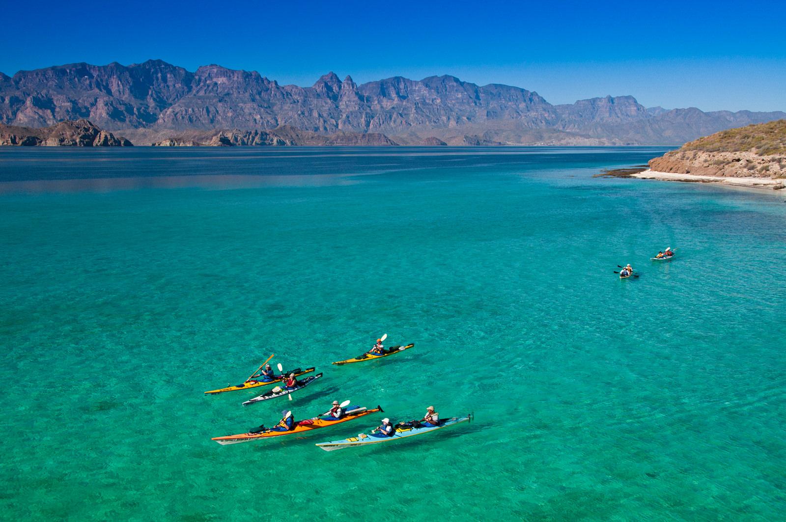 kayak loreto
