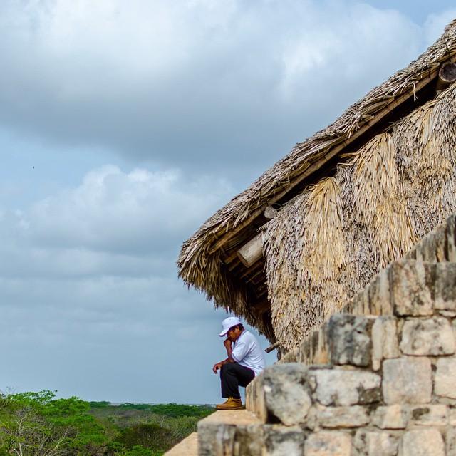 Ek Balam Yucatan un lugar lleno de paz