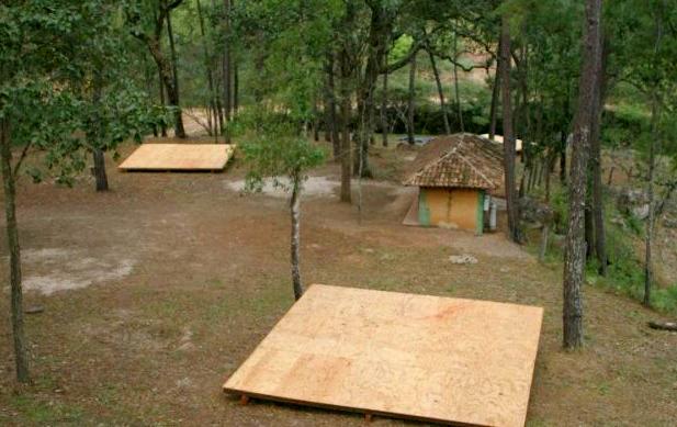 campamento uma