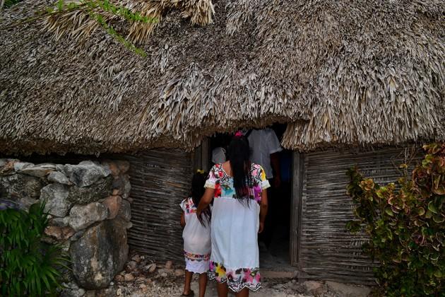 don abundio comunidad maya