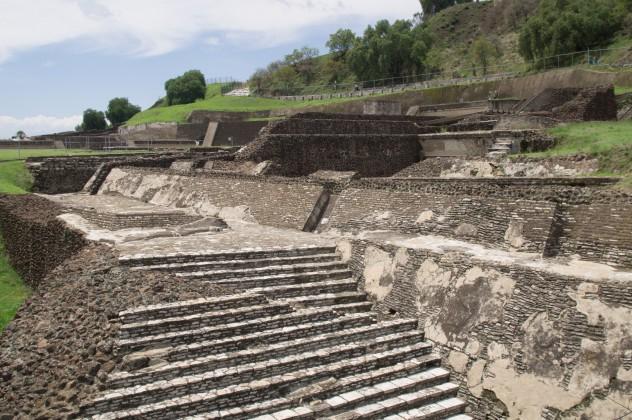 piramides cholula
