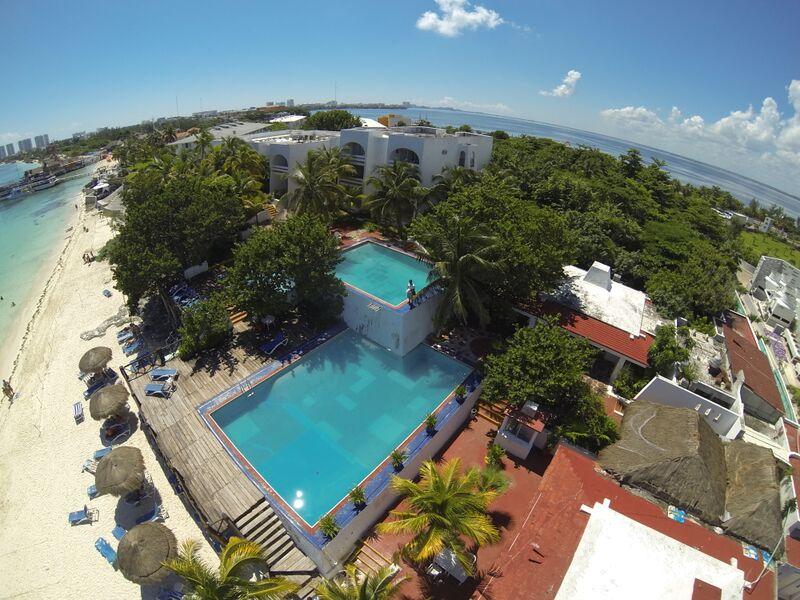 Mya Caribe Beach, hoteles en Cancún