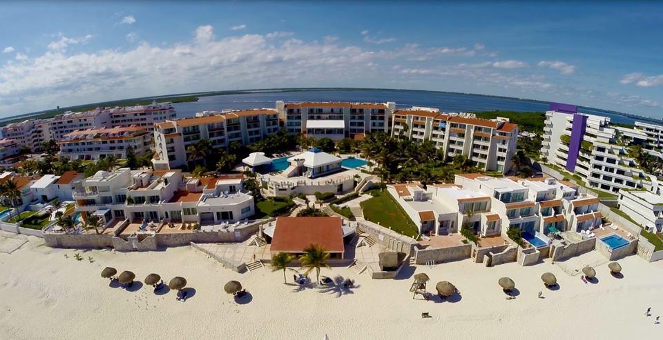 Solymar Cancun uno de los hoteles en Cancún con la mejor playa