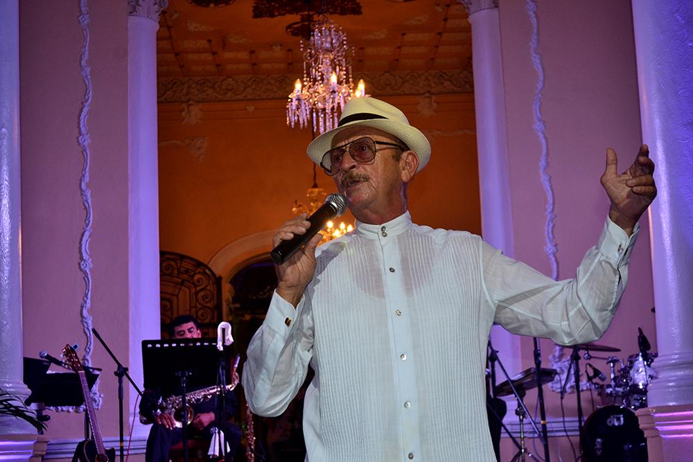 Sergio Esquivel en Mision Panamericana