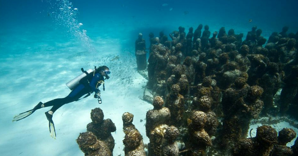 10 Lugares Para Disfrutar Cancún Y No Son Playas