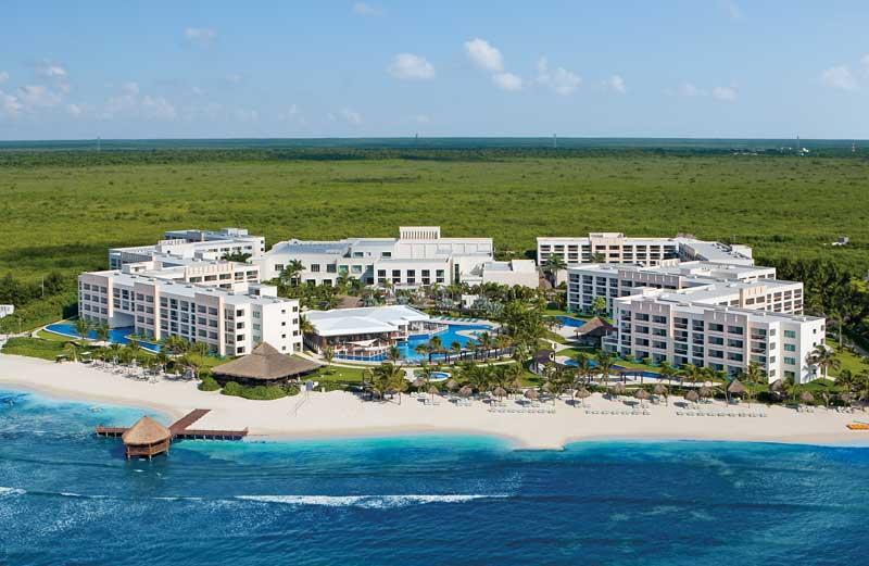Secrets Silversands, hoteles en la Riviera Maya