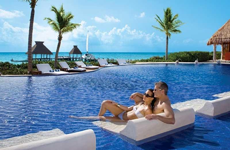 Zoetry Paraiso de la Bonita, hoteles en la Riviera Maya