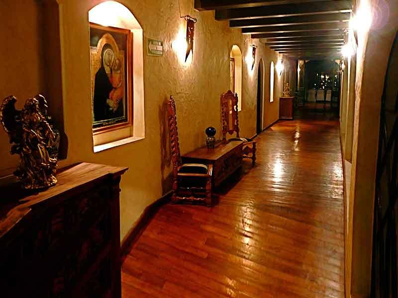 Castillo Santa Cecilia, hotel en Mexico