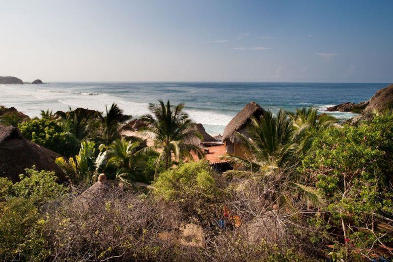 Uno de los pocos hoteles en México con playa nudista