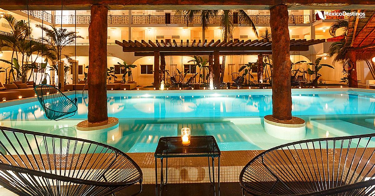Este es el Hotel HM Playa del Carmen, ¿Lo vemos por dentro?