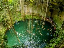 Cenotes en Yucatan