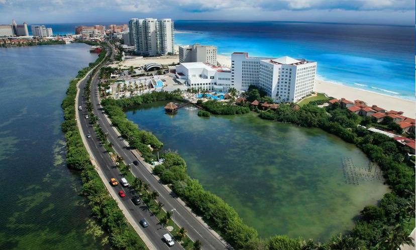 Le Blanc, hoteles en Cancún para adultos