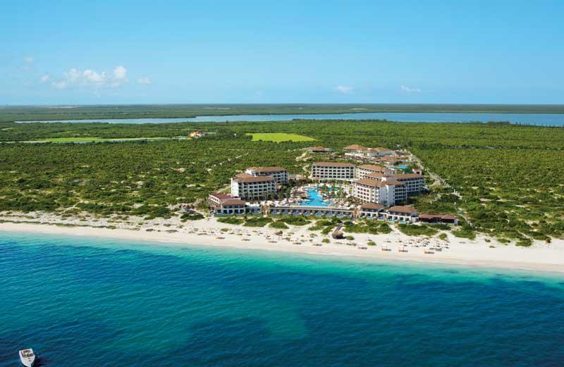 Secrets Playa Mujeres, hoteles en Cancún Todo incluido