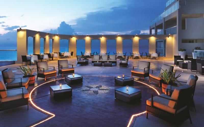 Sun Palace, hoteles en Cancún para adultos