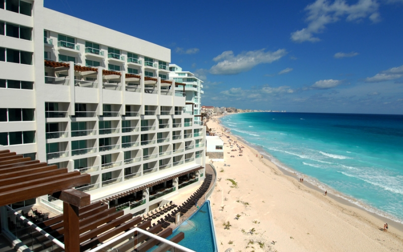 Sun Palace, hoteles en Cancún