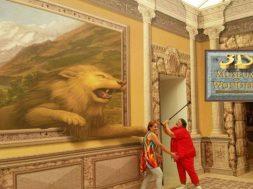 Museo 3d Playa del Carmen