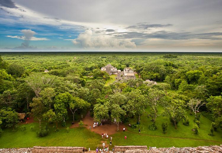 Ek Balam Yucatan - Viajar