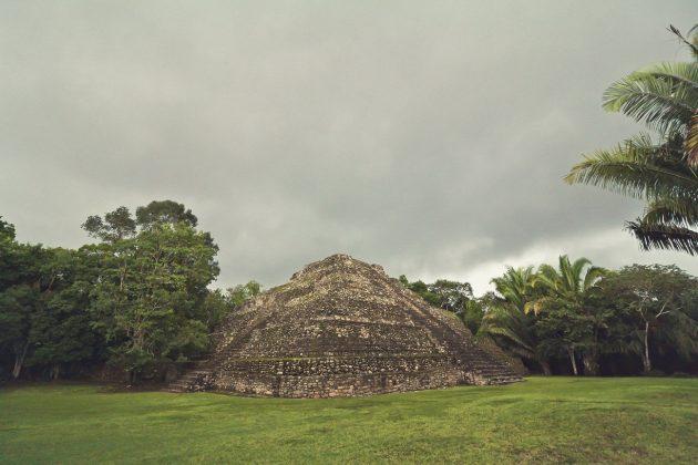 Chacchoben - Zonas Arqueológicas Quintana Roo